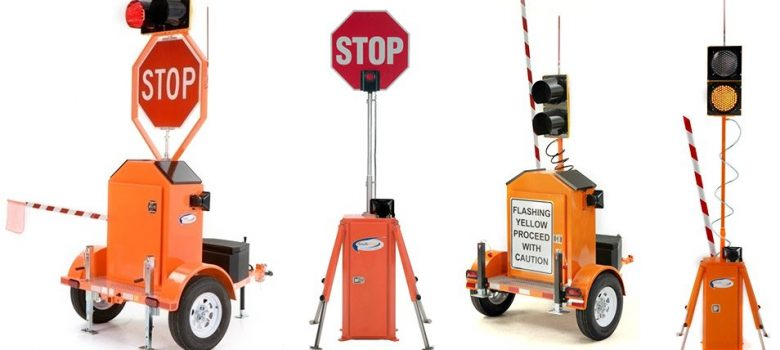Automated flagger