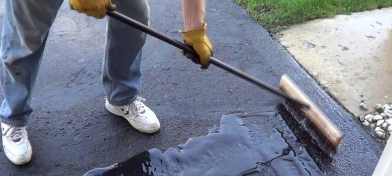 asphalt sealer pittsburgh pa